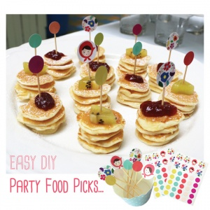 Party Food Picks